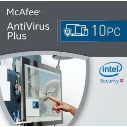 Programy antywirusowe, zabezpieczenia  McAfee