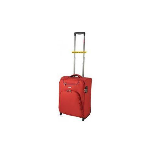 DIELLE model 00 walizka mała/ kabinowa 2 koła materiał Poliester zamek szyfrowy TSA