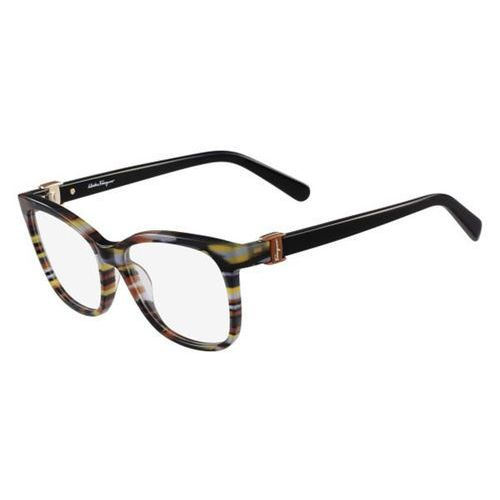 Okulary korekcyjne sf 2760 999 Salvatore ferragamo