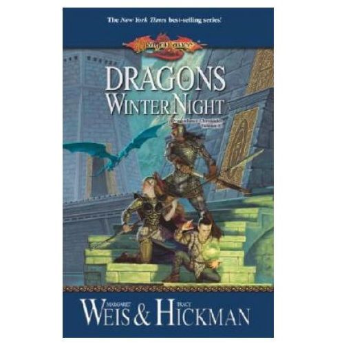 Dragons of Winter Night Book 2 Dragonlance Chronicles (9780786916092)
