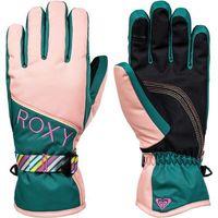rękawice ROXY - Roxy Jetty Se Gloves North Sea Pop Snow (BQB1) rozmiar: S