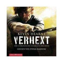 Pozostała muzyka  Hearne, Kevin MegaKsiazki.pl