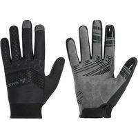 VAUDE Cardo II Rękawiczki Mężczyźni, black 9 2020 Rękawiczki długie Przy złożeniu zamówienia do godziny 16 ( od Pon. do Pt., wszystkie metody płatności z wyjątkiem przelewu bankowego), wysyłka odbędzie się tego samego dnia.