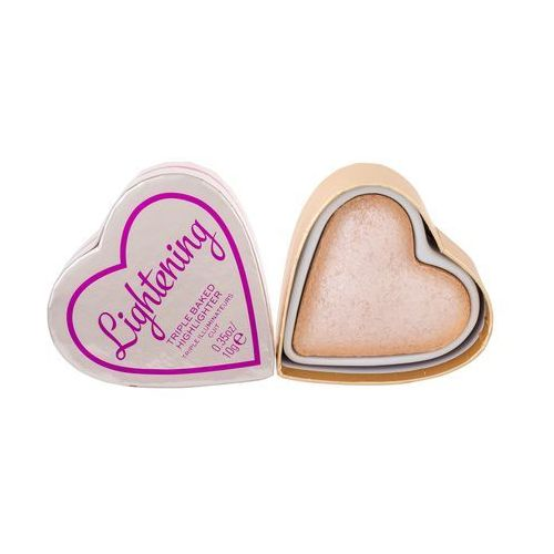 Makeup revolution london i heart revolution lightening rozświetlacz 10 g dla kobiet (5029066102683)