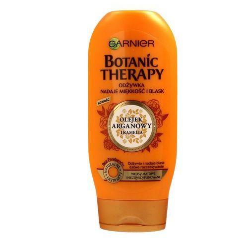 Garnier Botanic Therapy Olejek Arganowy i Kamelia, 200 ml. Odżywka do włosów matowych i niezdyscyplinowanych - Garnier OD 24,99zł DARMOWA DOSTAWA KIOS