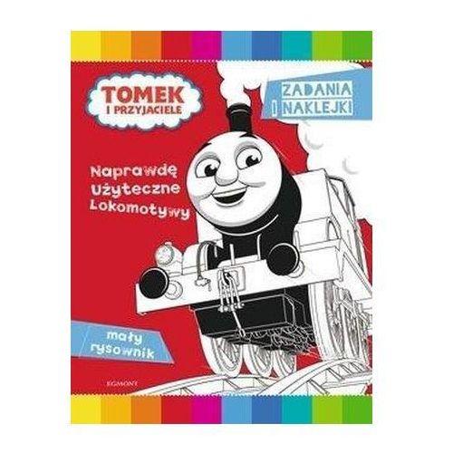 TOMEK I PRZYJACIELE MAŁY RYSOWNIK EGMONT 9788328114845, oprawa broszurowa