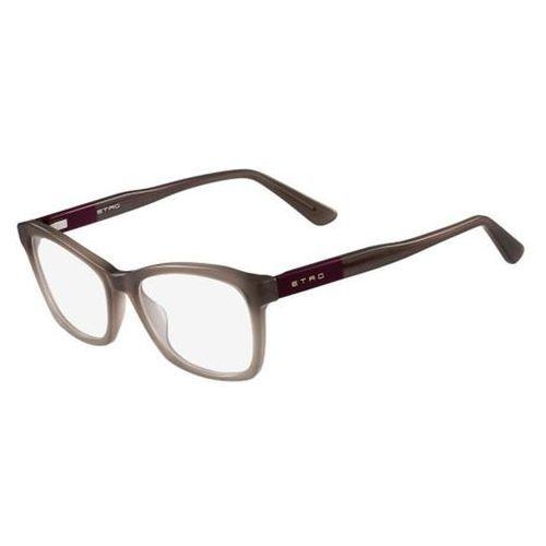 Etro Okulary korekcyjne et 2628 245