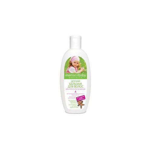 Mama&baby Mama & baby balsam do włosów ułatwiający rozczesywanie - 300ml