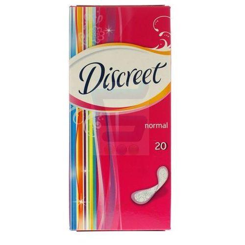 Procter & gamble Wkładki higieniczne discreet normal (20 sztuk)