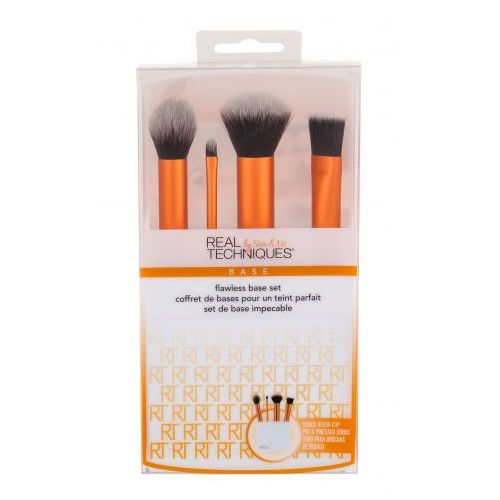 Real techniques brushes base core collection zestaw - Genialna obniżka