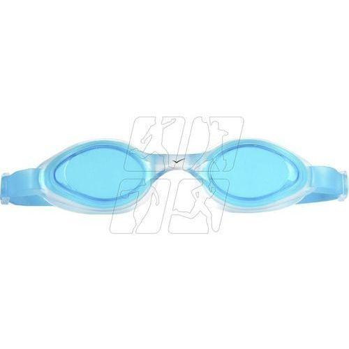Okularki pływackie Allright Junior turkusowe