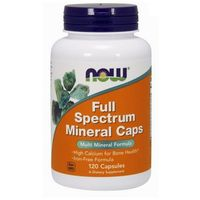 Kapsułki Now Foods Full Spectrum Minerals 120 kaps.