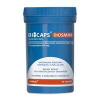 Kapsułki BICAPS DIOSMIN Formeds, Diosmina, 60 kapsułek