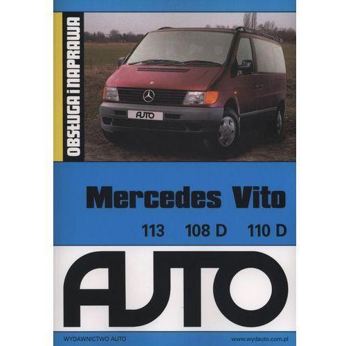 Mercedes Vito 113 108D 11D Obsługa i naprawa (9788388986000)