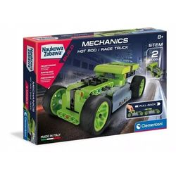 Laboratorium Mechaniki. Hot Rod i Race Truck
