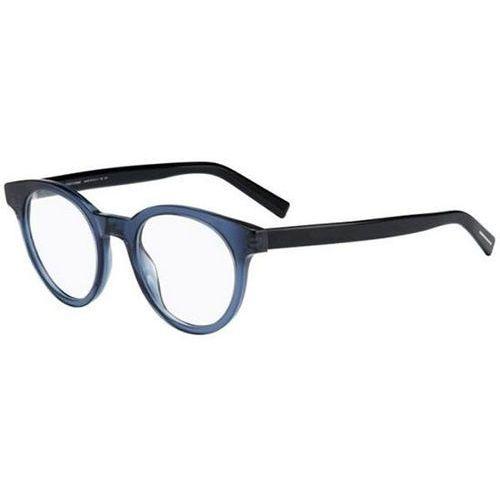 Dior Okulary korekcyjne black tie 218 shh/23