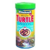 Vitakraft reptile pellets omnivore - granulat dla żółwia wodnego 250ml (4008239189530)