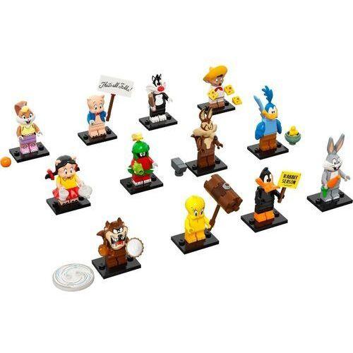 Lego MINIFIGURES Seria zwariowane melodie looney tunes- komplet 12 el. 71030 wyprzedaż