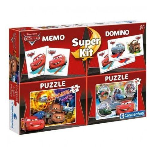Clementoni super kit cars (8005125082018)