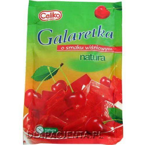 Galaretka o smaku wiśniowym - owa marki Bezgluten