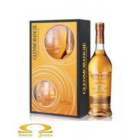 Glenmorangie distillery Whisky glenmorangie original cask limitowana edycja 0,7l + 2 szklanki