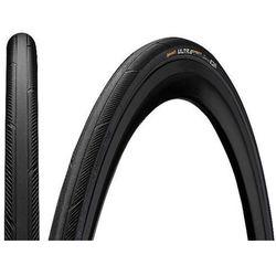 """Opona szosowa Continental Ultra Sport III Performance PureGrip Compound 23 - 622, 28"""", 700 x 23C, czarna, zwijana"""
