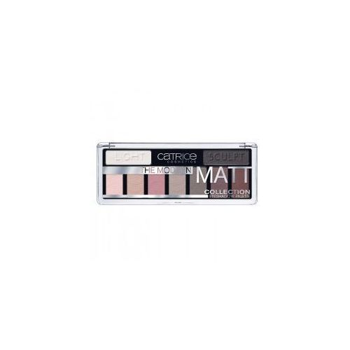Catrice The Modern Matt Collection Eyeshadow Palette, paleta cieni do powiek