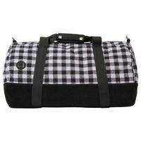 torba podróżna MI-PAC - Duffel Gingham Grey/Black (A08)