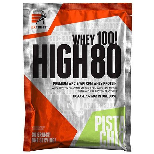 High whey 80 - 30g - pistachio Extrifit