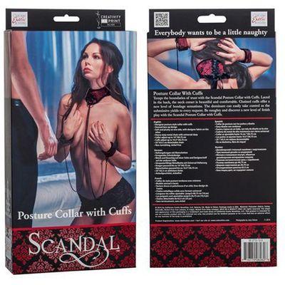 Kajdanki erotyczne Scandal (USA)