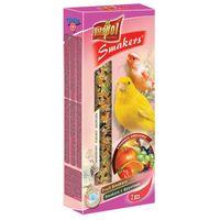 smakers owocowy kolby dla kanarka 2szt/90g marki Vitapol