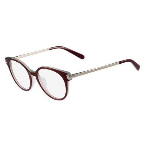 Salvatore ferragamo Okulary korekcyjne sf 2764 646
