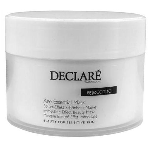 Declare age control age essential mask maska liftingująca do skóry dojrzałej (4636) - Rewelacyjny rabat