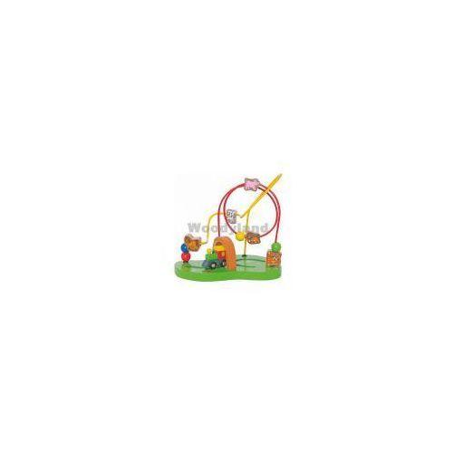 mechaniczny labirynt dla najmłodszych marki Woody
