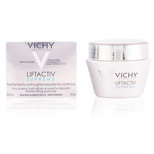 Vichy Liftactiv Supreme liftingujący krem na dzień do skóry suchej i bardzo suchej 50 ml, 31709