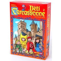 Bard Carcassonne junior. wiek: 4+