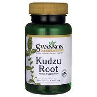 Tabletki SWANSON Kudzu 500mg, 60 tabl