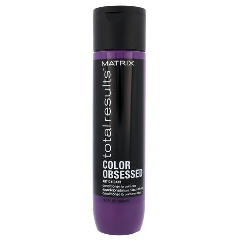 Matrix total results color obsessed - odżywka do włosów farbowanych 300ml
