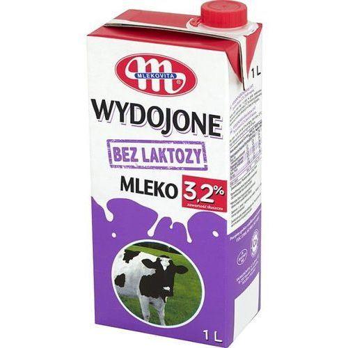 Mleko bez laktozy 3,2 Mlekovita
