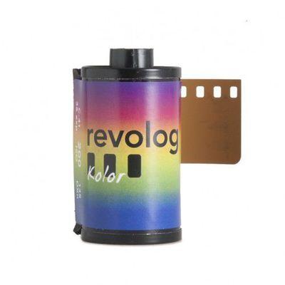 Filmy i klisze REVOLOG FOTONEGATYW.COM