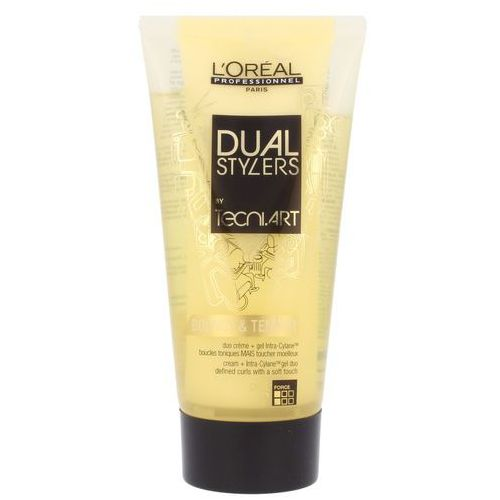 L´oreal paris tecni art dual stylers bouncy & tender 150ml w żel do włosów