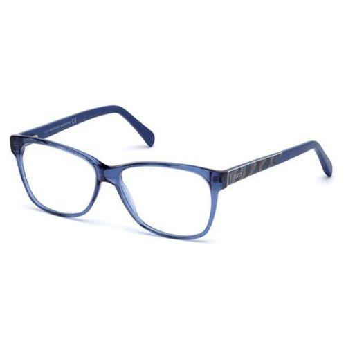 Emilio pucci Okulary korekcyjne ep5034 092