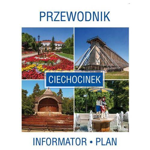 Przewodnik Ciechocinek Informator plan (32 str.)