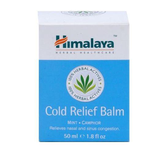 Balsam Himalaya Eukaliptusowy balsam łagodzący Cold relief Balm 50ml