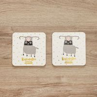 Home&you Komplet coasters capricorn