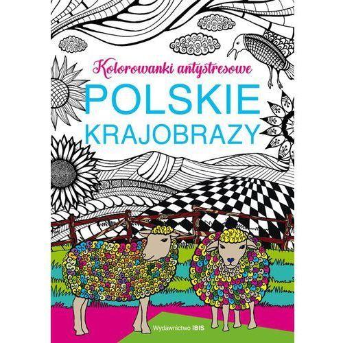 Polskie krajobrazy Kolorowanki antystresowe - O. Baszczak