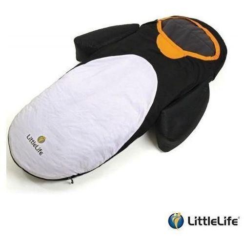 łóżeczko turystyczne ze śpiworem - pingwin Lifemarque