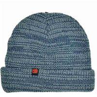 czapka zimowa HABITAT - Traveler Indigo (MODRA)