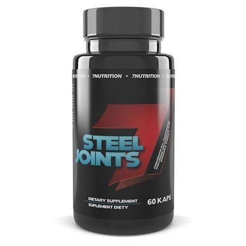 7 nutrition steel joints - 60caps