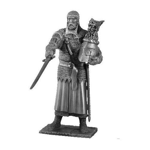 Figurka Percival - Rycerze Okrągłego Stołu - Les Etains Du Graal (TR008), TR008